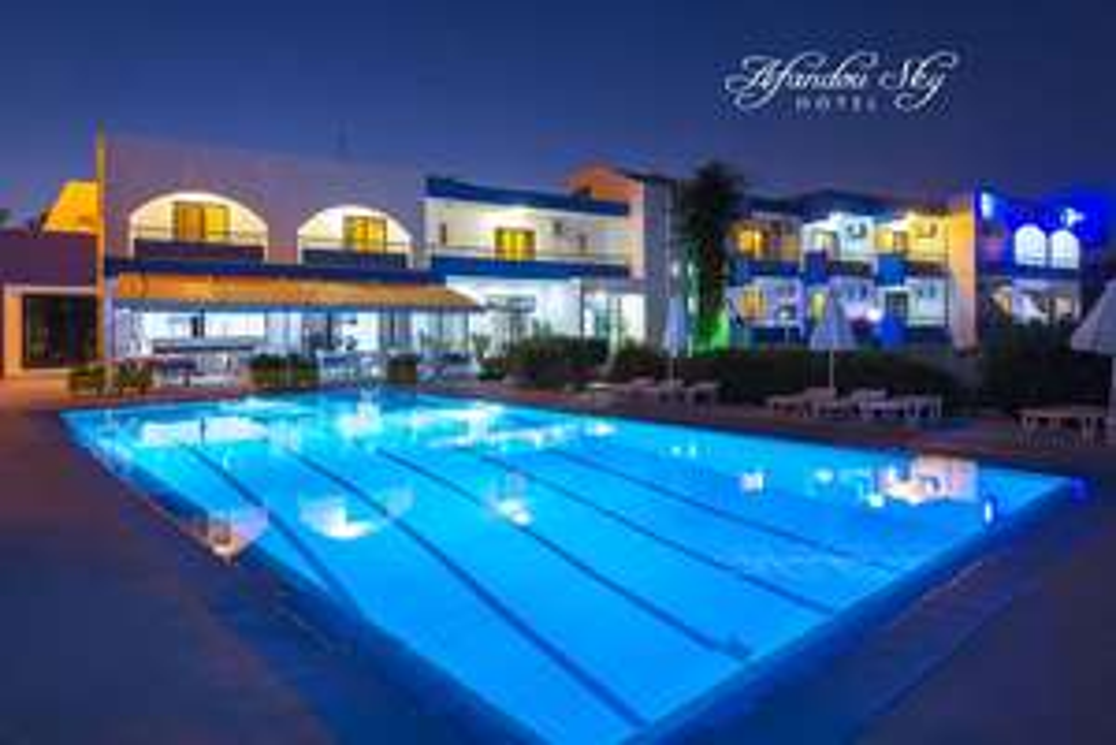 Grecja Rodos 3* 14dni lot hotel śniadania WRO 6-20.09