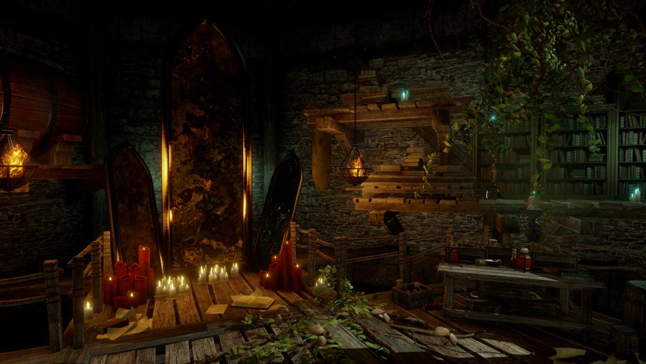 Dragon Age: Inkwizycja - Czarne Emporium (dodatek) za darmo @ Origin