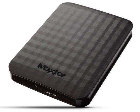 """Dysk zewnętrzny Maxtor 2.5"""" M3 Portable STSHX-M401TCBM 4 TB USB 3.0"""