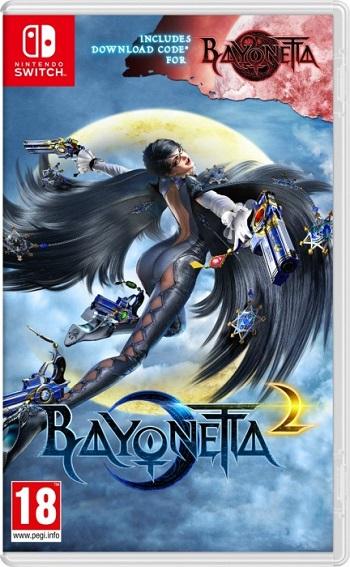 Bayonetta 2 pudełkowa + kod na Bayonetta 1 na Nintendo Switch 139,99 z Allegro Smart i darmową dostawą