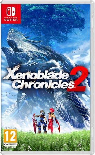 Xenoblade Chronicles 2 pudełkowa na Nintendo Switch 129,99 z Allegro Smart i darmową dostawą