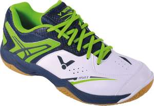 Victor Indoor Shoes Gree/White - rozmiary od 36 do 45