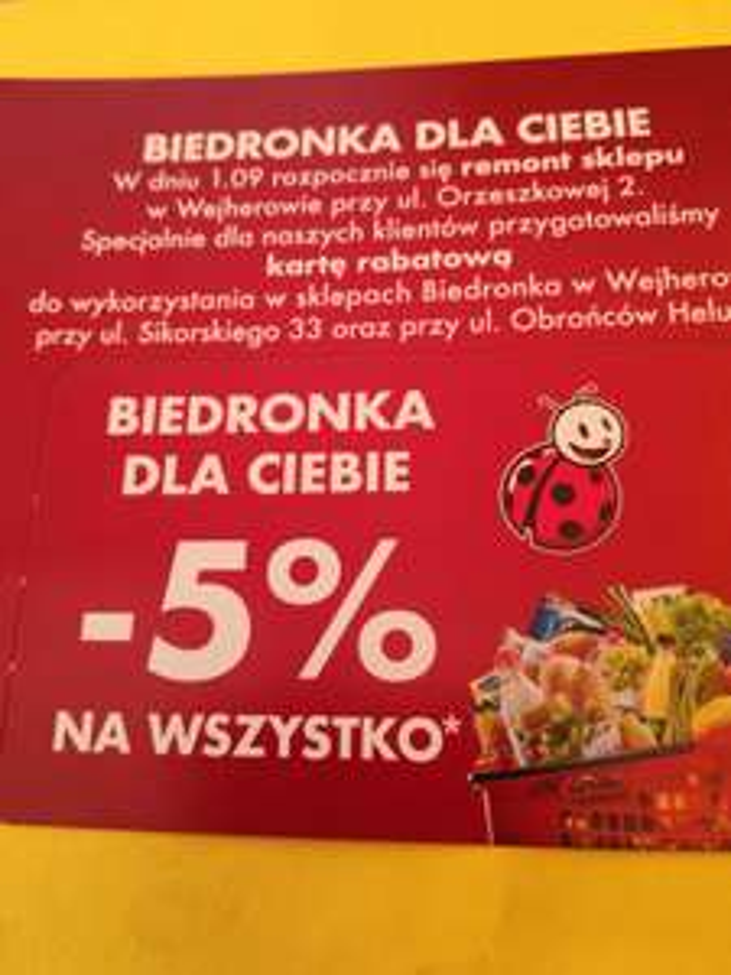 Rabat 5% NA WSZTSTKO*