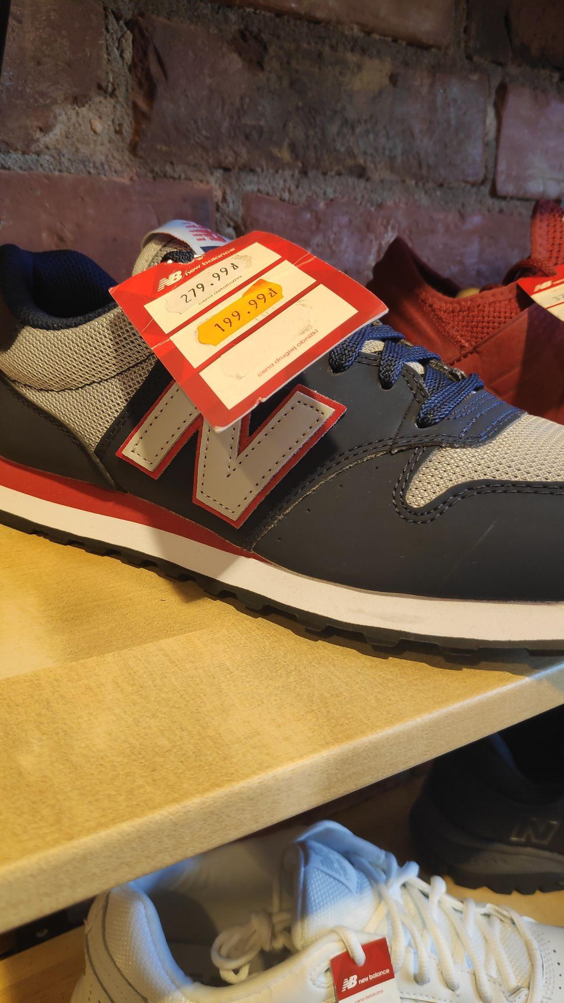 HEL-Wyprzedaż butów New Balance-różne modele i rozmiary