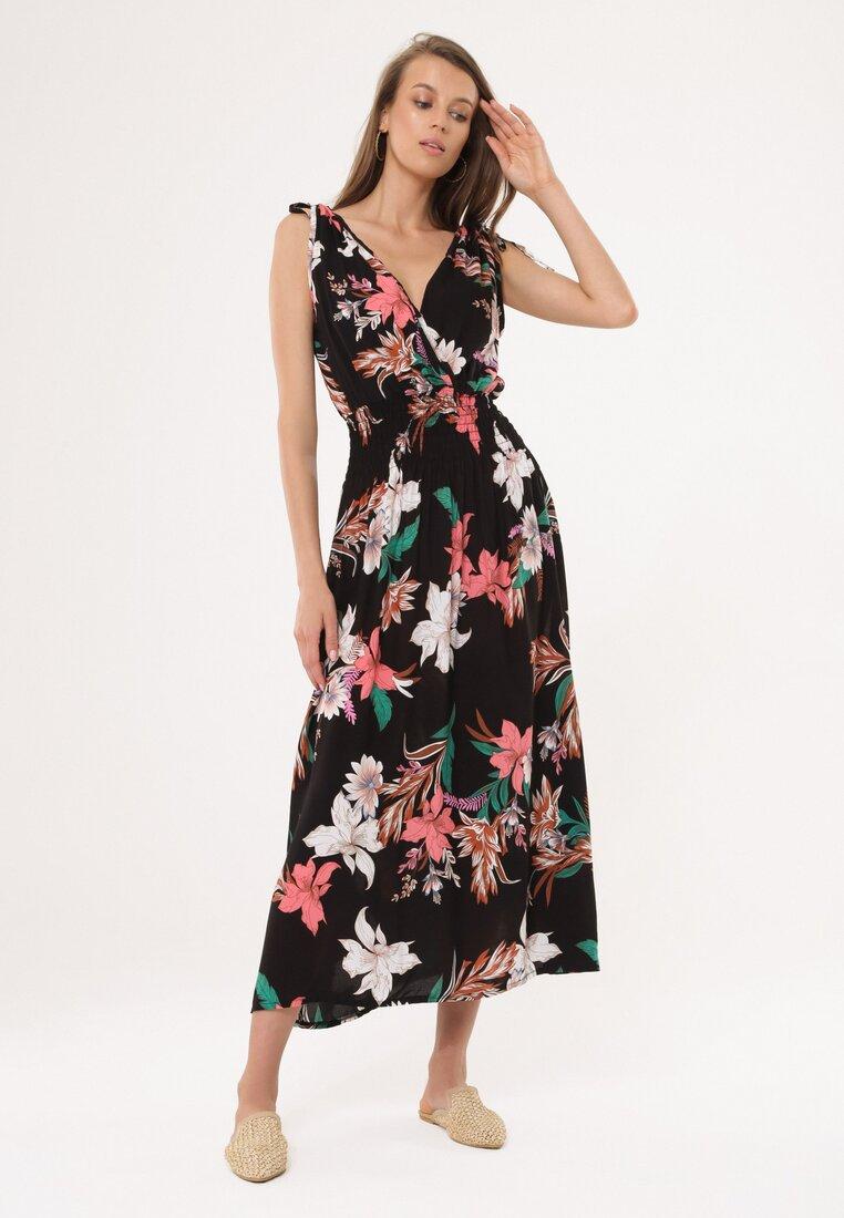 Sukienki letnie kwiatowe