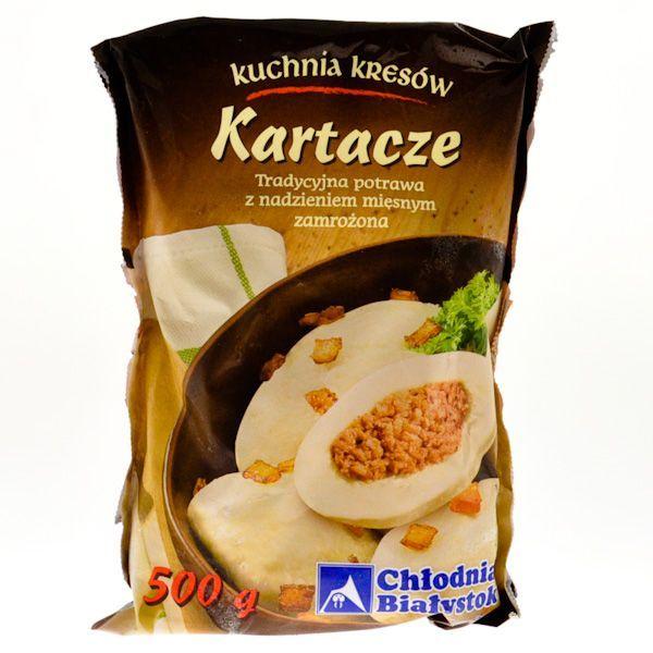 Kartacze - Kuchnia Kresów (Chłodnia Białystok), mrożone 0,5kg, Kaufland