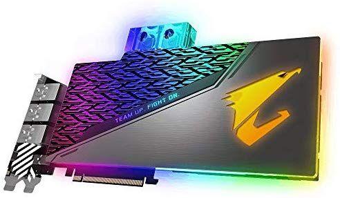 NVidia Aorus RTX 2080 8GB waterforce karta graficzna amazon