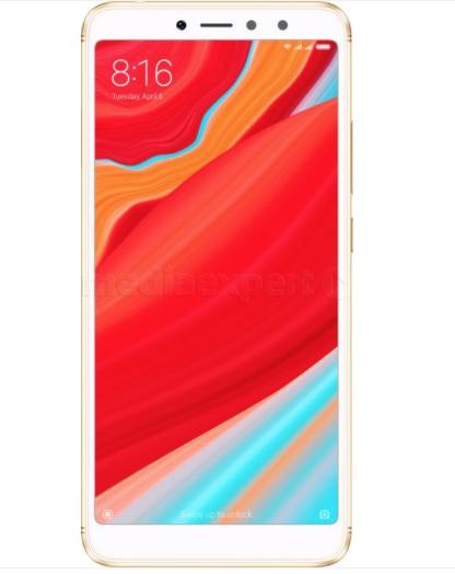 Smartfon XIAOMI Redmi S2 3/32GB Złoty - tylko do końca dnia