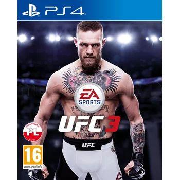 UFC 3 PS4 PL (PS Store US)