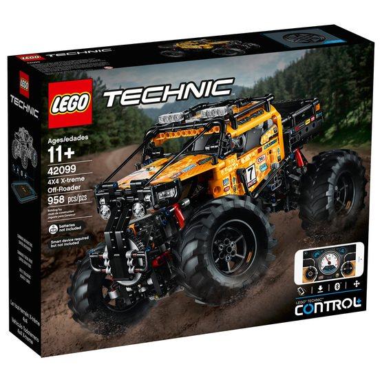Wyprzedaż wybranych zestawów Lego Technic (np. zdalnie sterowany 42099 za 699,98zł) @ Toys'R'Us