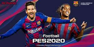 eFootball PES 2020 PC Preorder