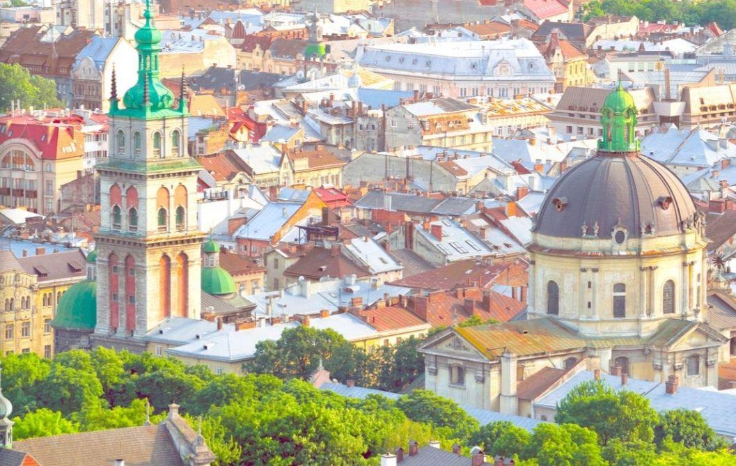 Odwiedź Miasto Lwa! Tanie loty do Lwowa od 81 PLN!
