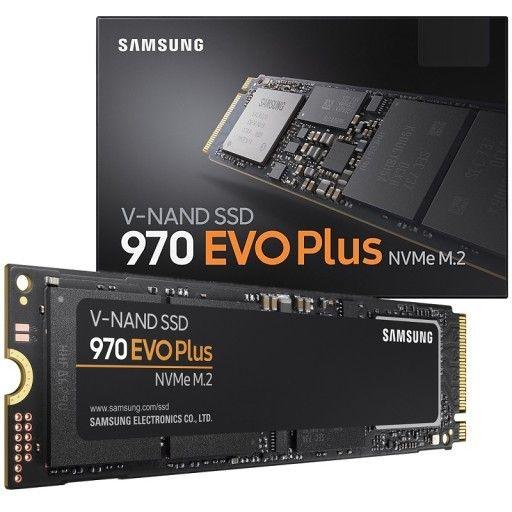 Samsung 970 EVO Plus NVMe M.2 500GB SSD @Amazon.de