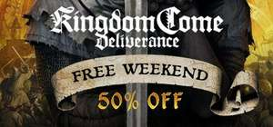 Kingdom Come: Deliverance PC Steam (+free weekend)