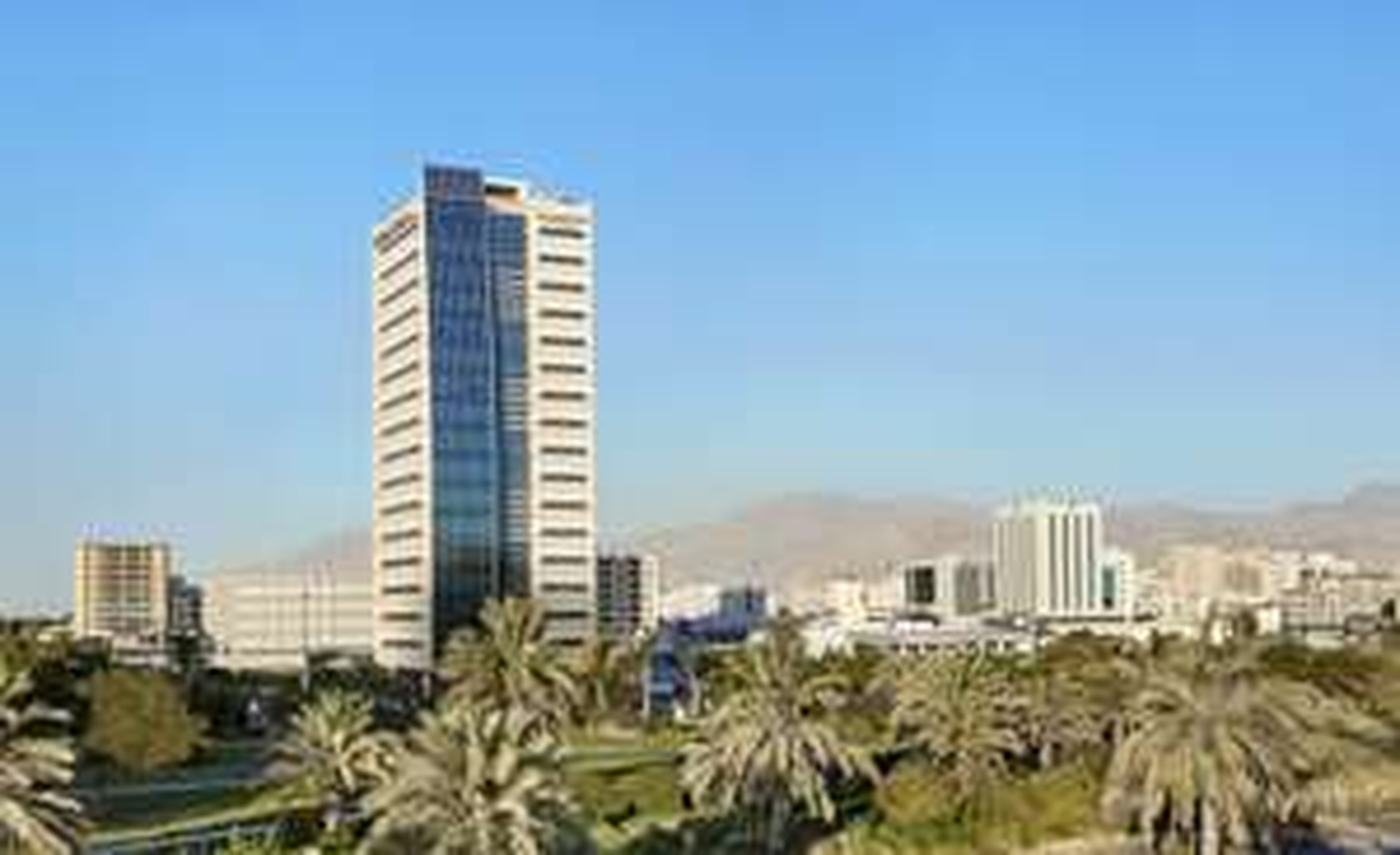 Double Tree by Hilton w Zjednoczonych Emiratach Arabskich (Wylot z Katowic)