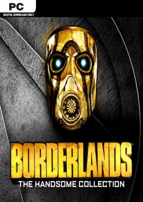 Borderlands: The Handsome Collection @cdkeys