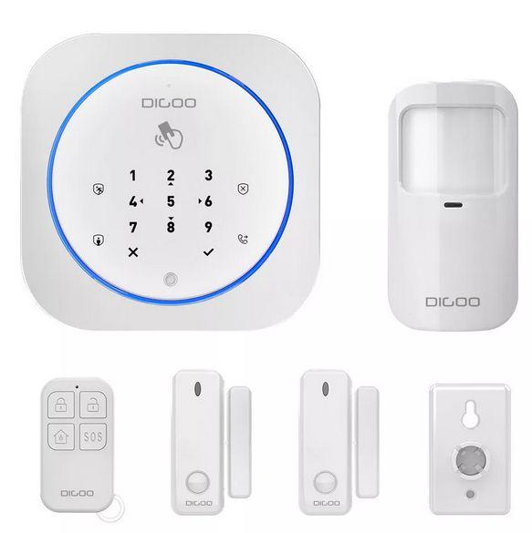 Digoo DG-MAS1 Domowy zestaw alarmowy