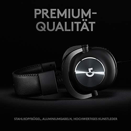 Gamingowe słuchawki Logitech G Pro X 7.1