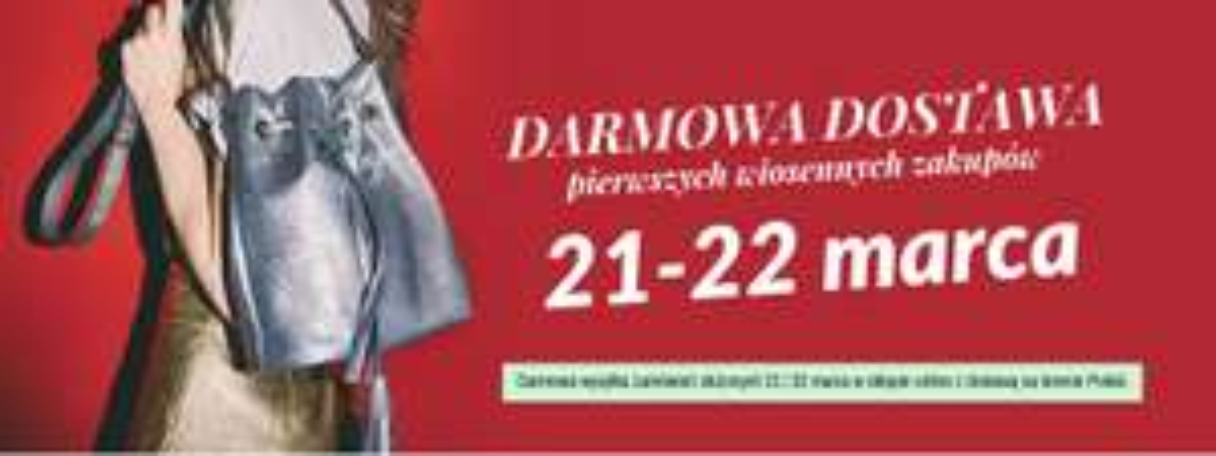 Darmowa dostawa na terenie kraju @ Ryłko