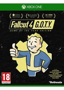 Fallout 4 GOTY Xbox One/PS4