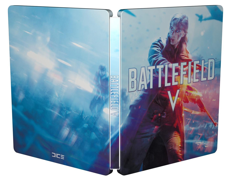 Steelbook Battlefield V i ANTHEM po 4,99zł