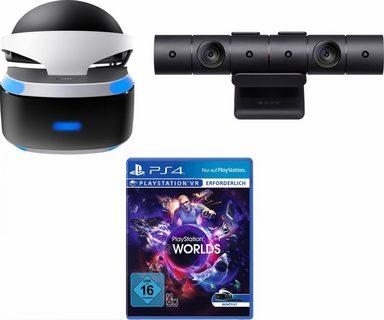 PlayStation VR + kamera + gra - wysyłka + przepakowanie z Niemiec