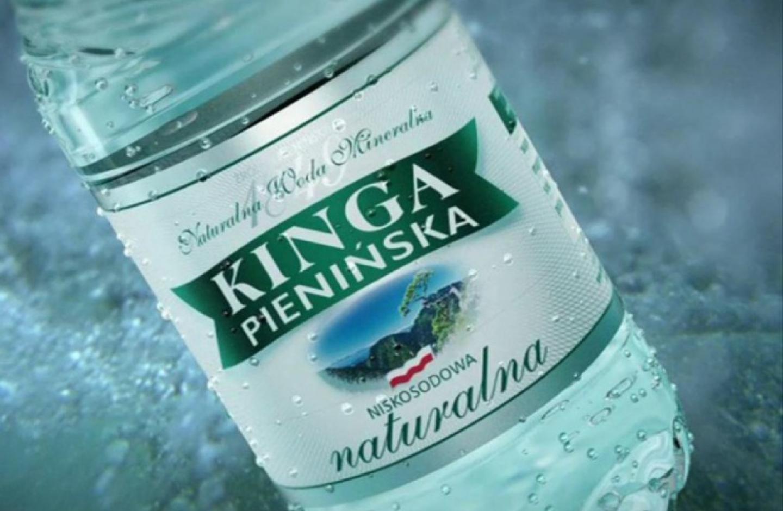 Woda niskosodowa Kinga Pienińska 1.5l
