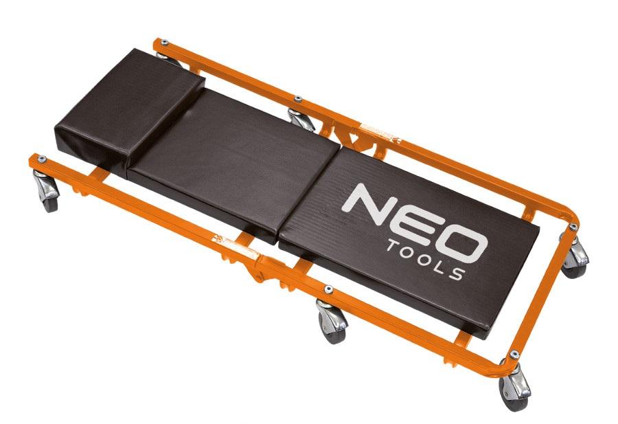 Leżanka warsztatowa składana Wózek NEO 11-600 PROF