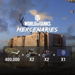 World of Tanks - Zrzut srebra za darmo dla abonentów PlayStation Plus