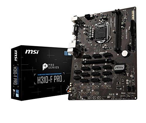 Intel MSI H310-F Pro LGA 1151 płyta główna amazon.es