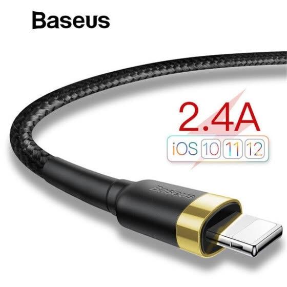 Kabel lightning Baseus 0,5m 2,4A z Joybuy za 0,99$