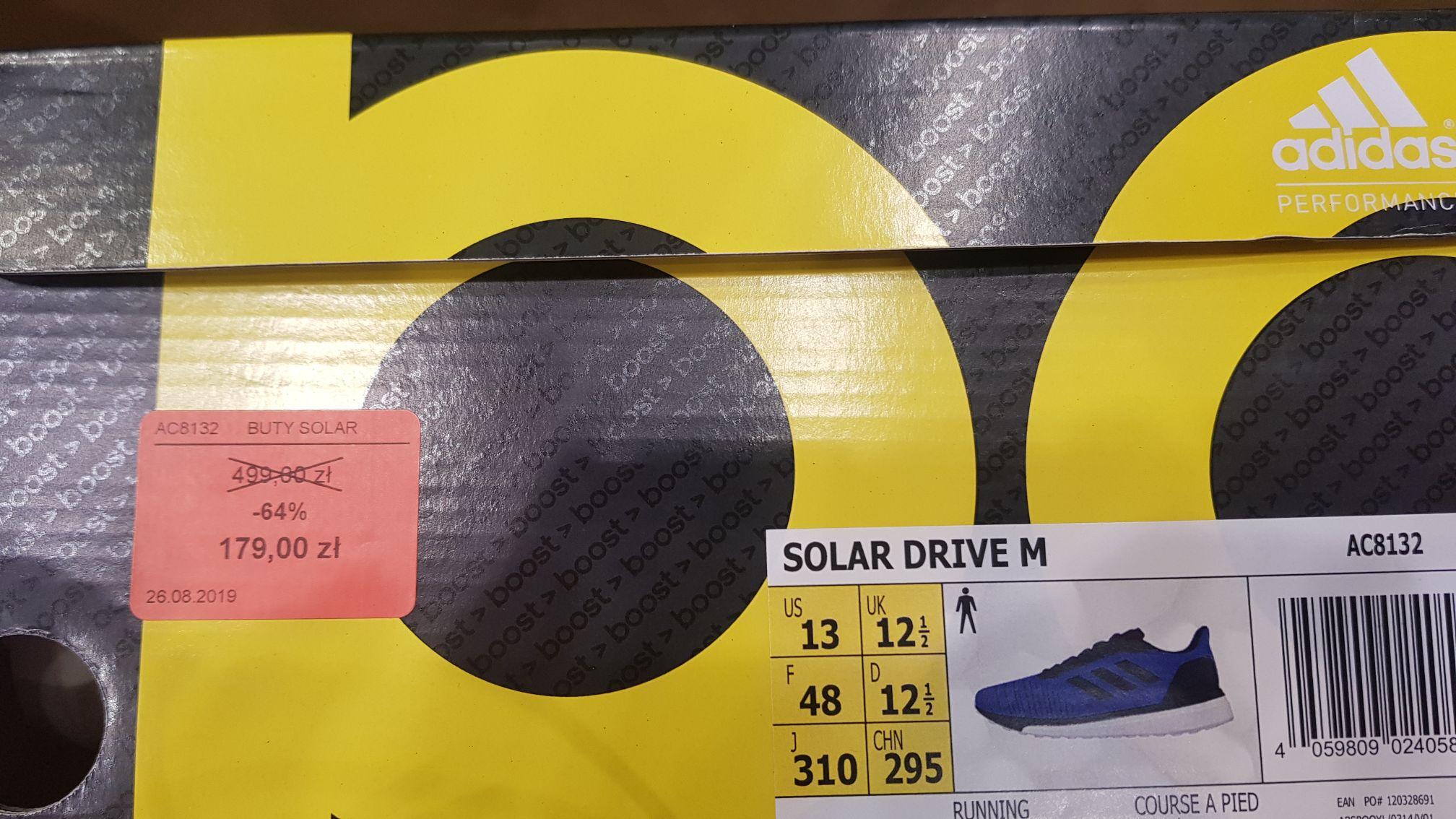 Buty Adidas Solar drive M