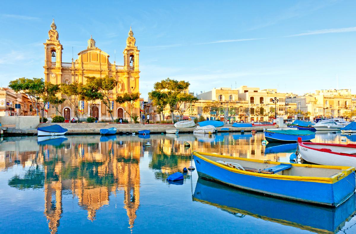 Loty na Maltę z Krakowa