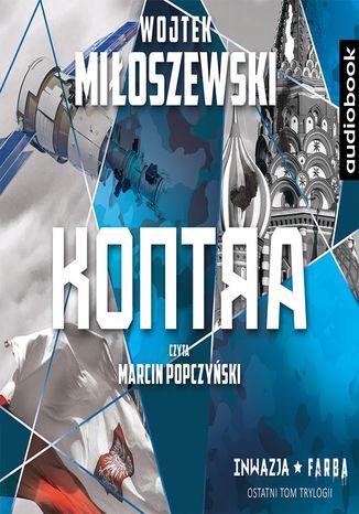 """Audiobook """"Kontra"""" (Wojtek Miłoszewski) za 12,90 zł @ ebookpoint"""
