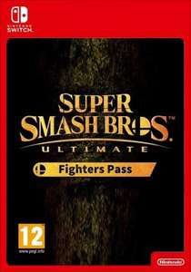 Super Smash Bros Ultimate Fighters Pass Download Switch