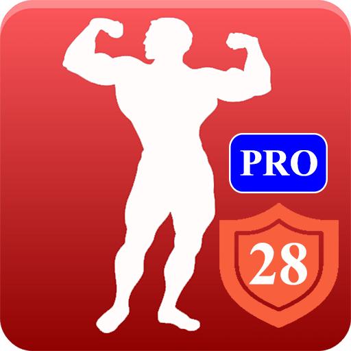 Aplikacja Home Gym Pro Workouts (Android)
