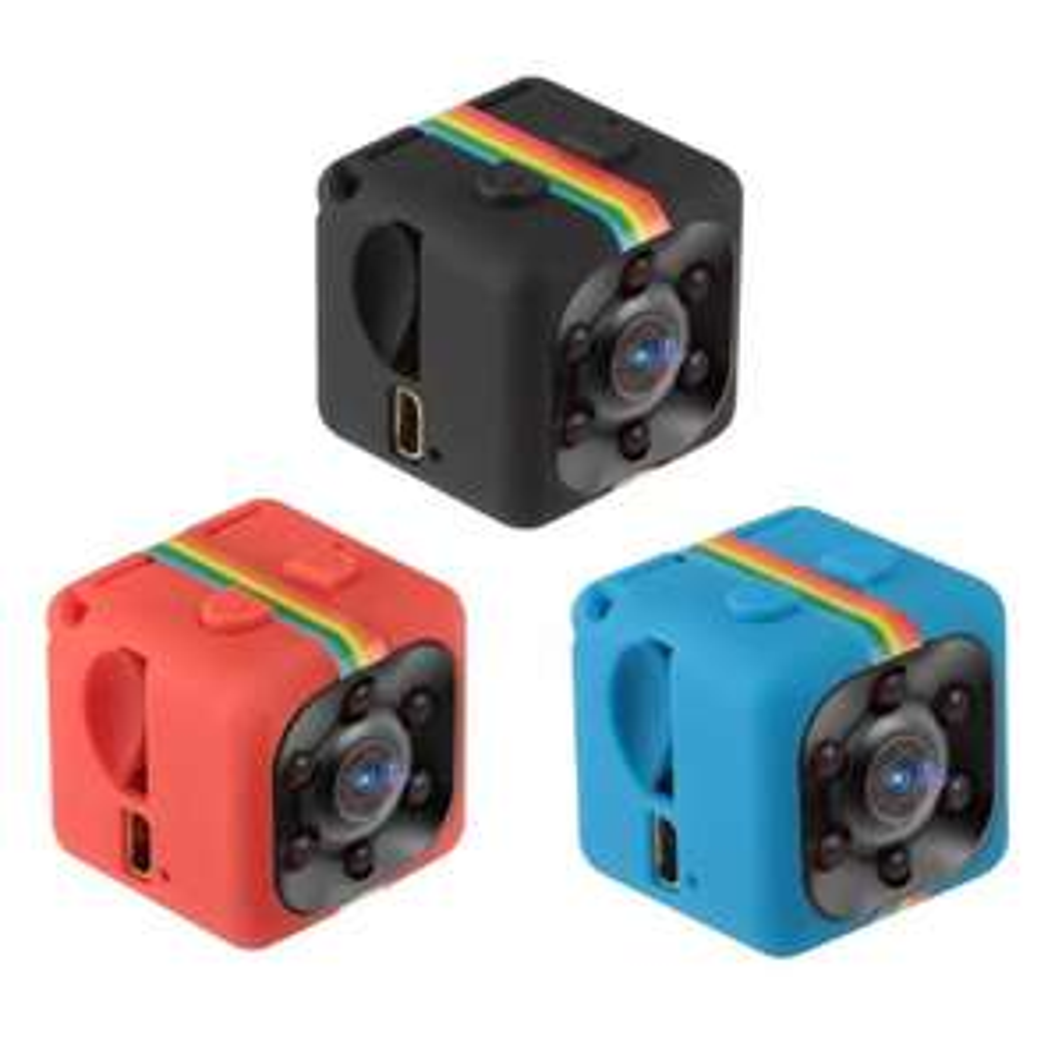 Mini kamera SQ11 (możliwe 13 zł z cashback Epn) @aliexpress