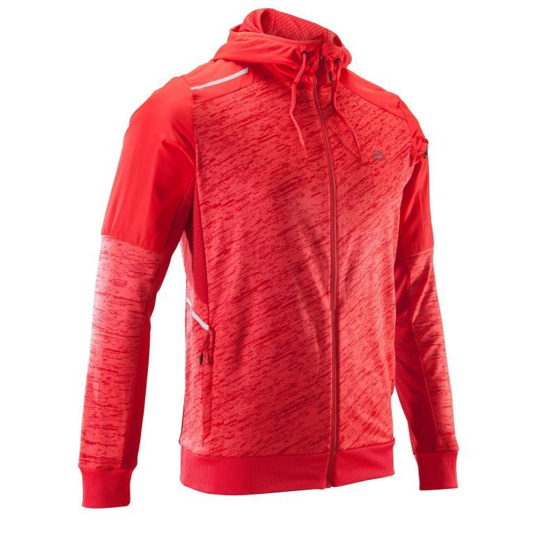 Czerwona bluza do biegania + dostawa gratis