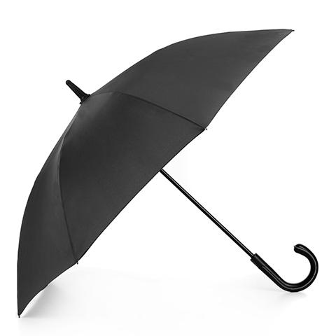 Czarny klasyczny parasol i inne produkty na wyprzedaży do 75% taniej (walizki, akcesoria) @ Wittchen