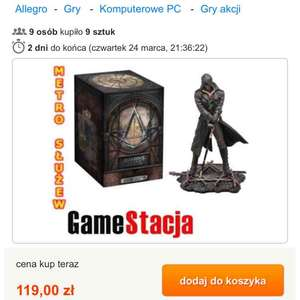 Assassins Creed Edycja Charing Cross [PC]