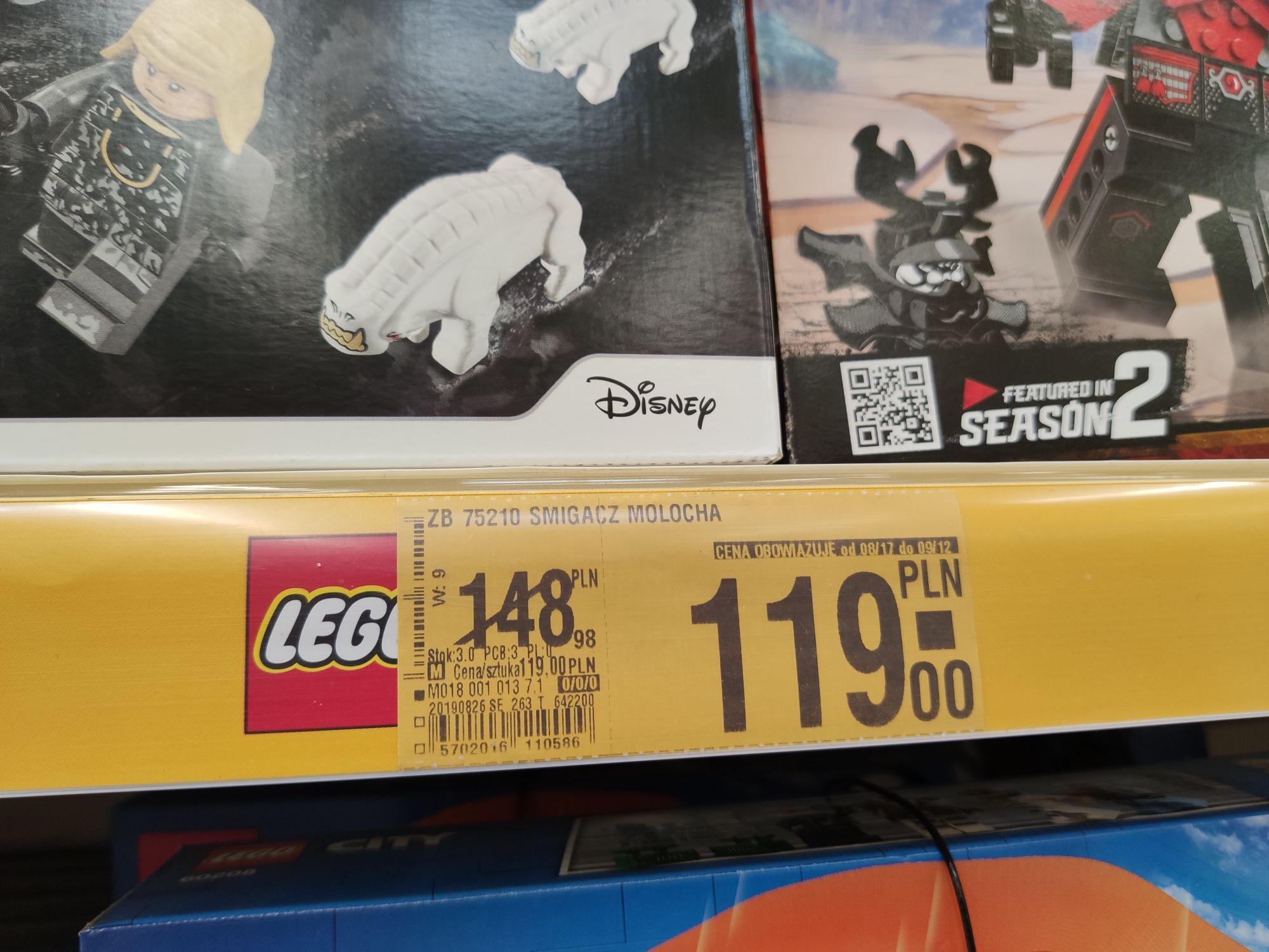 LEGO Star Wars 75210 śmigacz molocha w Auchan Legnica
