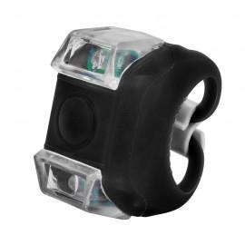 Darmowa lampka rowerowa (LED, silikon, wodoszczelna) @ Zapals