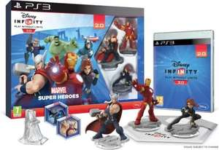 [Smyk Targówek] Disney Infinity 2.0 Marvel Super Heroes/ Zestaw startowy PS3