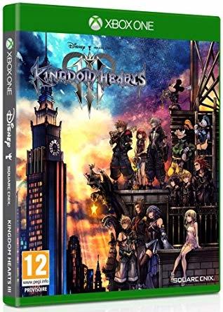 Kingdom Hearts III Xbox One