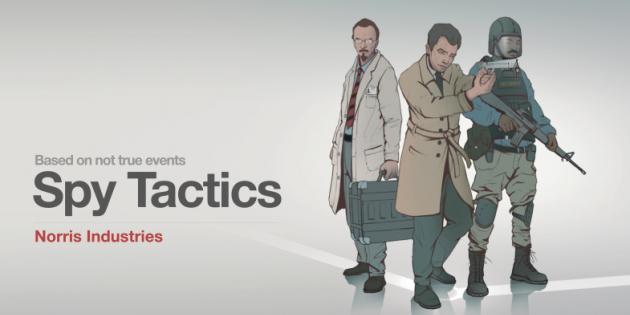 Spy Tactics Norris Industries DLC za darmo @ SteelSeries