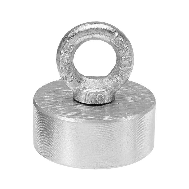 Magnes neodymowy 60x25mm o udźwigu 300kg @Banggood