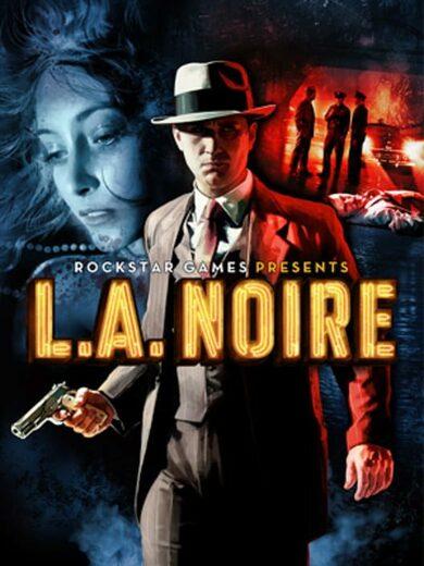 L.A. Noire Standard Edition STEAM GLOBAL