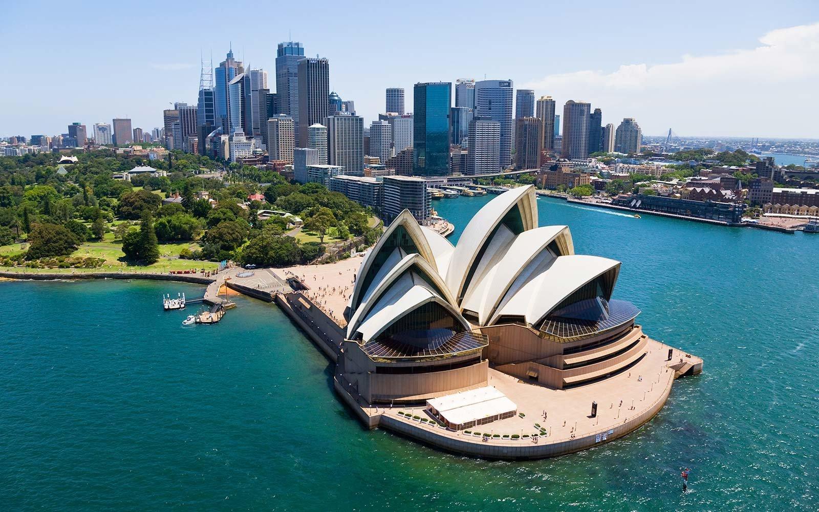 Loty do Sydney w 2020 roku