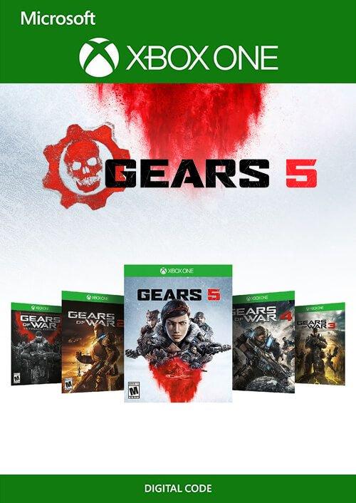 Gears 5: Bundle Pack Xbox One KLUCZ