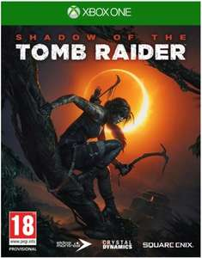 Gra Xbox One Shadow of the Tomb Raider Kod Cyfrowy